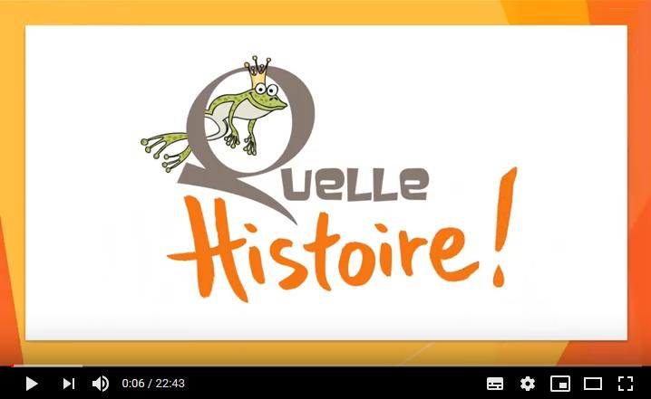 """La vidéo complète de notre histoire """"Un Grimoire à l'hopital"""" est disponible !"""